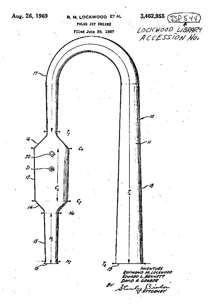 lockwood hiller patent